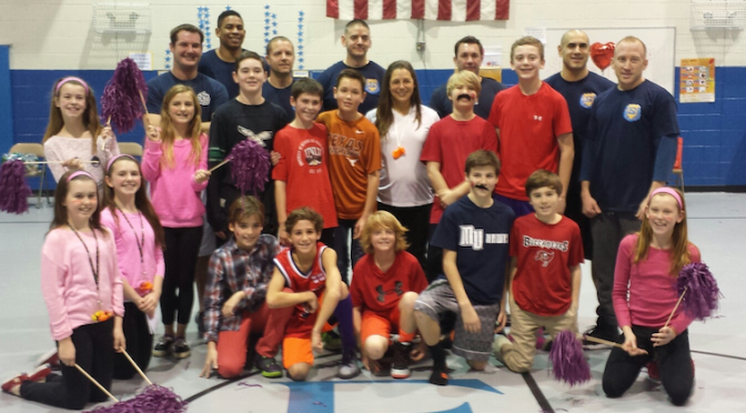 A Winning Hoops for Hearts at Knollwood