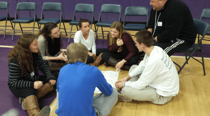 RFH Students, Staff Pursue Sources of Strength