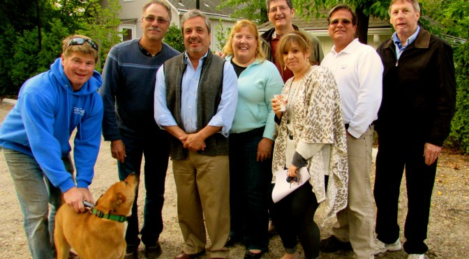 Fair Haven Business Buds Gather