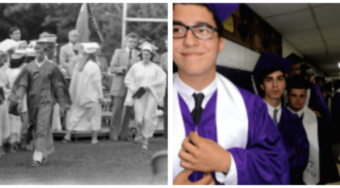 RFH Graduation Moments of the Past
