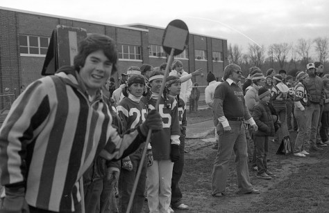 RFH Powder Puff Football of 1977 Photo/George Day