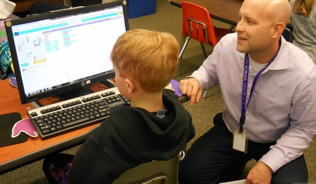 Schools Technology: Rumson Students and 'The Hour of Code'