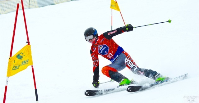 RFH's Alex Perkins Brings Home the Silver in National Skiing Competition