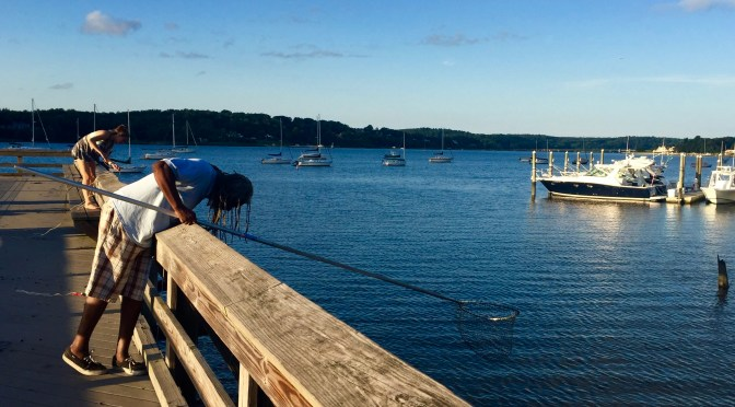 Simple Summer: Crabbing & Catching a Sunset