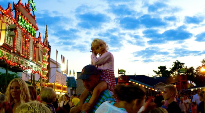 Fair Haven Firemen's Fair: An Opening Night Remembrance