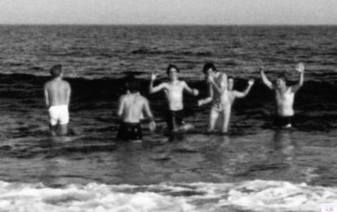 RFH boys of summer making an ocean splash Photo/courtesy of Marc Edelman
