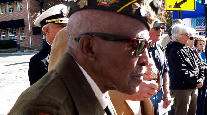 Veterans Day 2018 in Rumson, Fair Haven