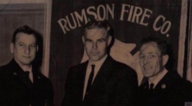 Retro Rumson Firemen