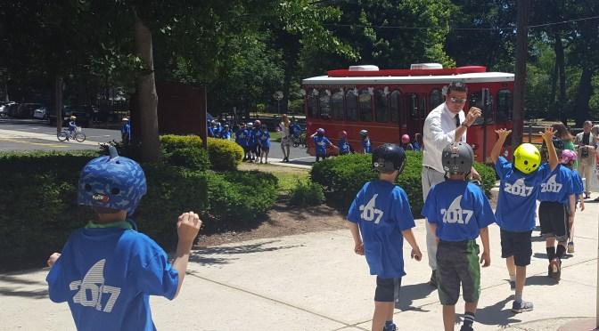 Fair Haven Schools' Transition Day Trek