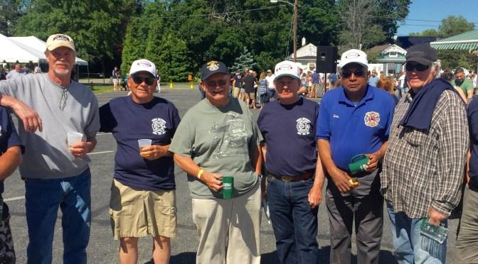 Focus: Fair Haven Fire Department's Triple Wetdown