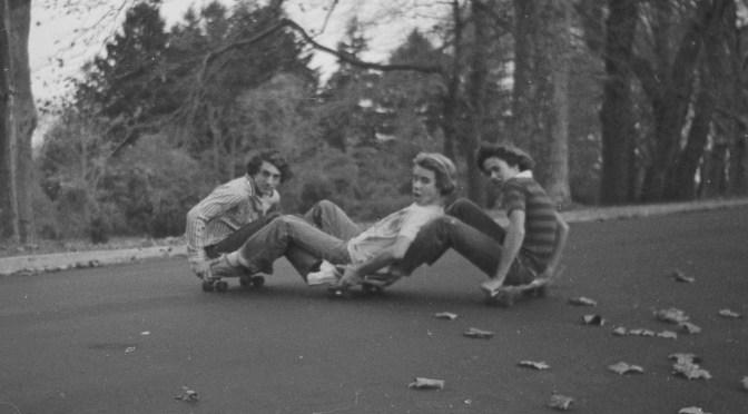 The Fall of Three RFH Guys & a Skateboard