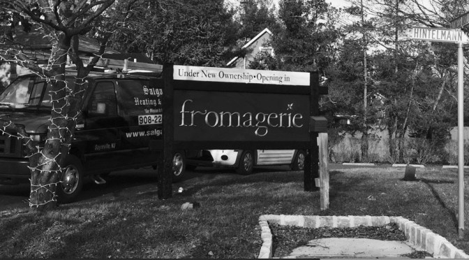 Iconic Spot: Farewell, Fromagerie; Hello, Rumson House