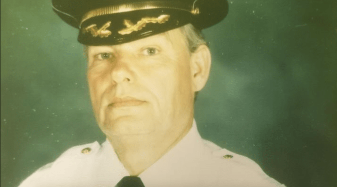 Remembrance: Former Rumson PolIce Chief, Longtime Rumsonite, Robert T. 'RT' Hoffman, 76
