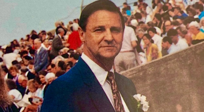 Honoring an RFH Icon: George Giffin Memorial Fund Created