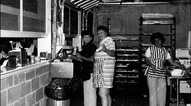 Retro Fair Hot Dog Booth Doings
