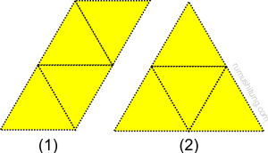 jaring-jaring limas segi tiga