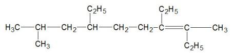 4,7-dietil-3,9-dimetil-3-dekena