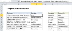 Rumus Excel : Pengelompokan Data (Grouping)