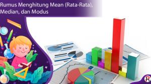 Rumus Menghitung Mean (Rata-Rata), Median, dan Modus