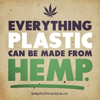 Hemp-Everything Plastic