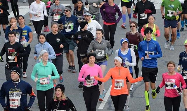 beginner marathon schedule