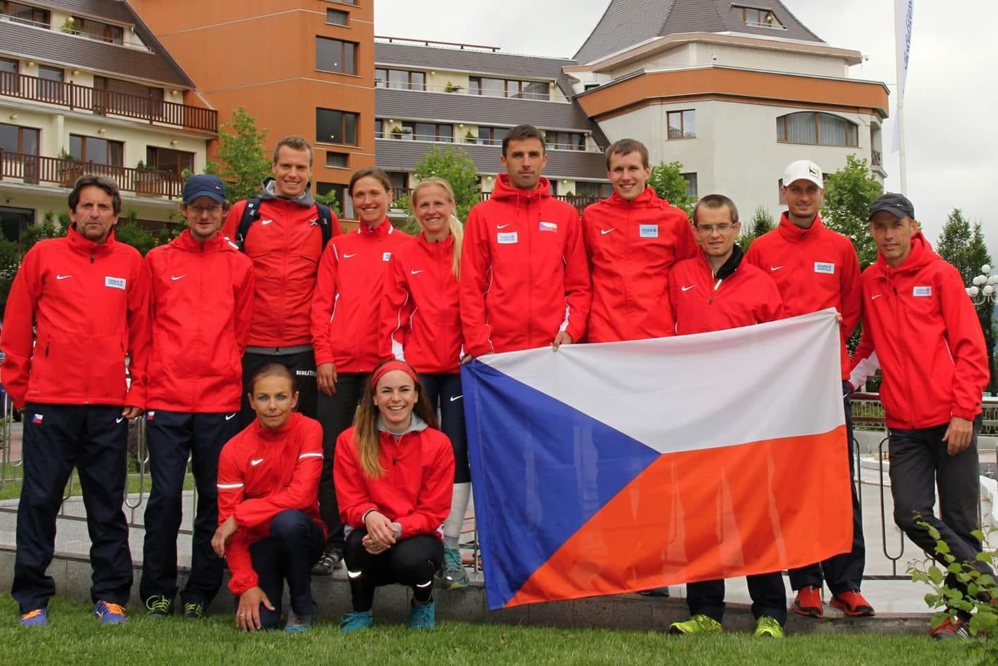 Zlatý tým zMS vKarpaczi: Slyšet českou hymnu je pro každého sportovce nejvíc