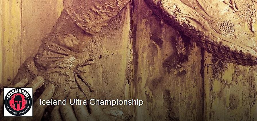 2. místo Radka Paďoura na Iceland Sparta Ultra Championship