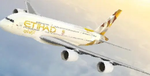 ANA上級会員ステータス(SFC)でエティハド航空のラウンジを利用しよう!