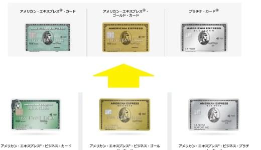 AMEXビジネスカードのポイントは個人カードのポイントと合算可能!