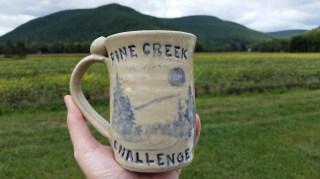 finisher mug