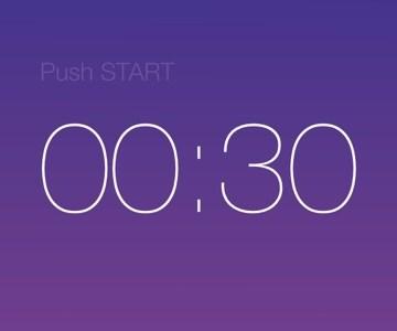 短時間で走力をつけるスプリントインターバル走にトライ&タイムキープのおすすめアプリ