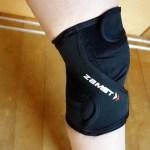 タイツで走っても膝が痛くなったらどうする?ザムストサポーターレビュー