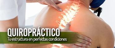 Clínica - Quiropráctico - run4you.mx