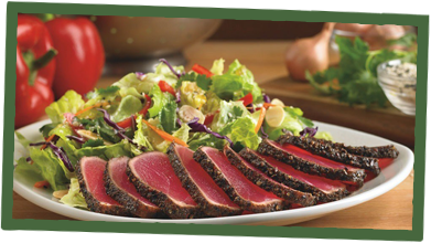 outback-steakhouse-sesame-ahi-tuna-salad