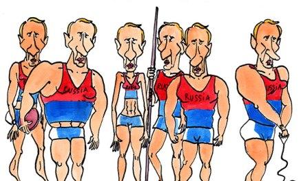 La Russie n'est plus dopée!