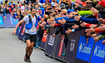 Kilian Jornet sera présent au grand final du Salomon Golden Trail series.