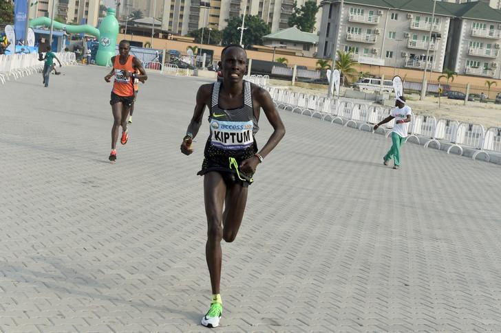 record du monde du semi marathon