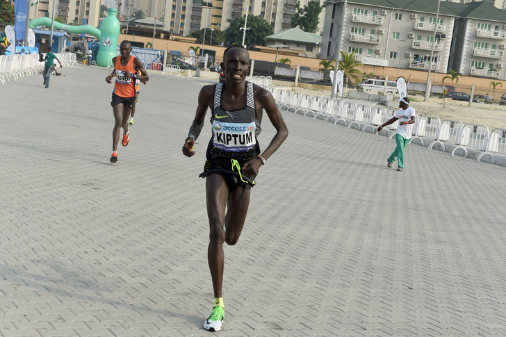 Abraham Kiptum bat le record du monde du semi marathon