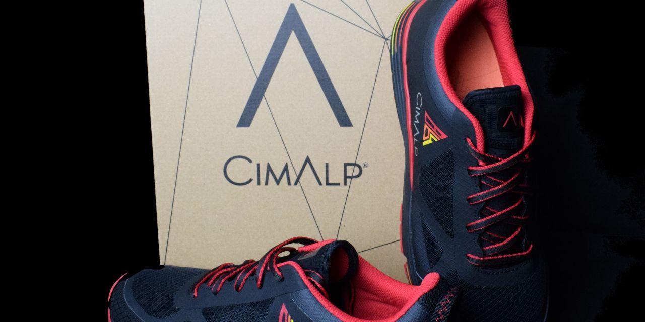 Cimalp 864, la chaussure qui innove et repense le Drop!