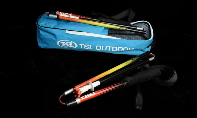 TSL outdoor le test des bâtons: TSL addict Trail Carbon 4 ultra