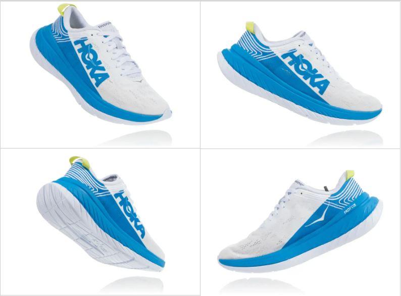 pas cher profiter de prix bas qualité supérieure Test Hoka Carbon X; la chaussure du record du monde du 80km ...