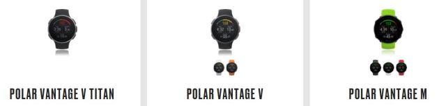 test polar vantage m