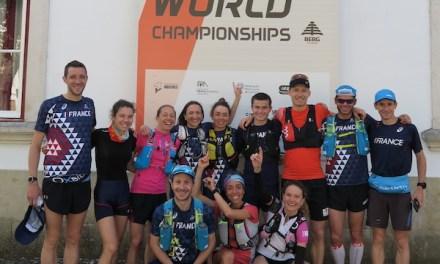 Championnat du monde de Trail 2019, la France bien armée pour faire de grosses performances au Portugal.