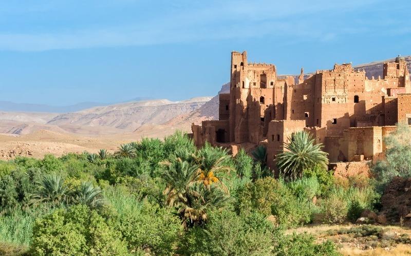 stage trail maroc