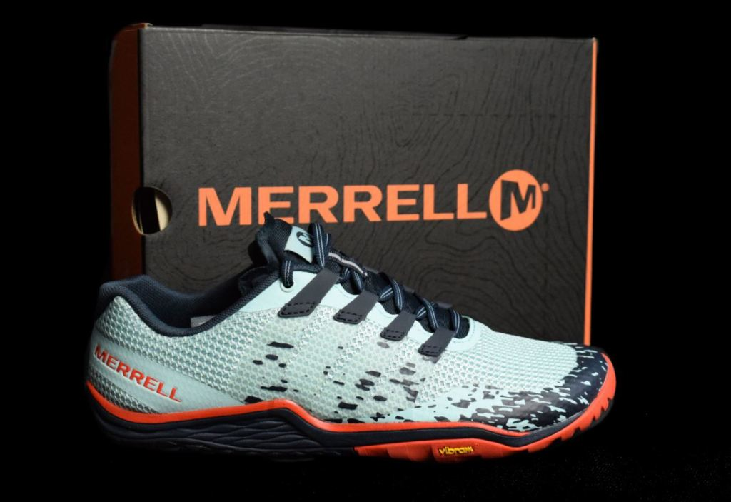 Test merrell trail glove 5