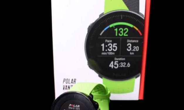 Le test Polar Vantage M, qu'attendre de cette montre?