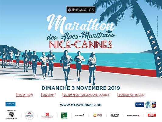 Présentation Marathon Nice-Cannes.