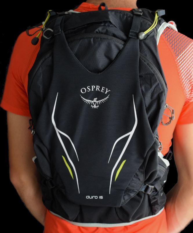 test osprey duro 15L