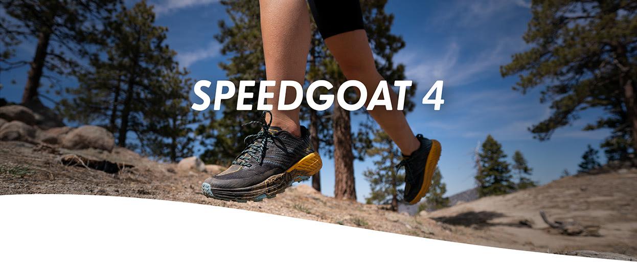 Speedgoat 4, les nouvelles Hoka arrivent le 26 octobre 2019.
