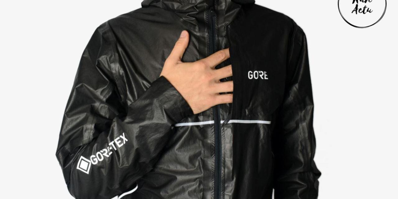Test veste Gore Wear: à la découverte de la technologie gore-tex»Shakedry» avec le célèbre modèle R7 Shakedry.